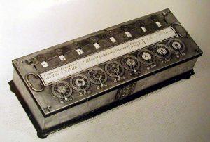 Pascaline-calculator