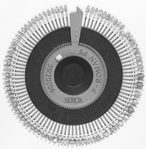 Xerox_Roman_PS_Daisywheel_-_mono