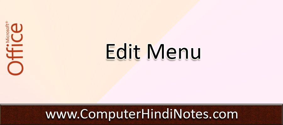 ms word 2003 notes in hindi pdf