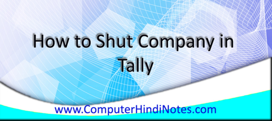 How-to-Shut-Company-in-Tall