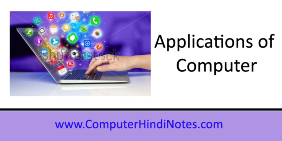 Applications-of-Computer