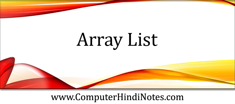 Array-List