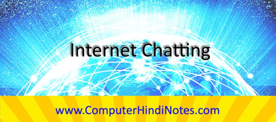 Internet-Chatting