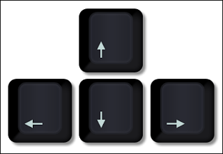 Keyboard-Arrow-Keys-Navigation-In-Blogger