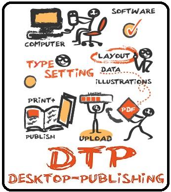 What does desktop publishing mean?