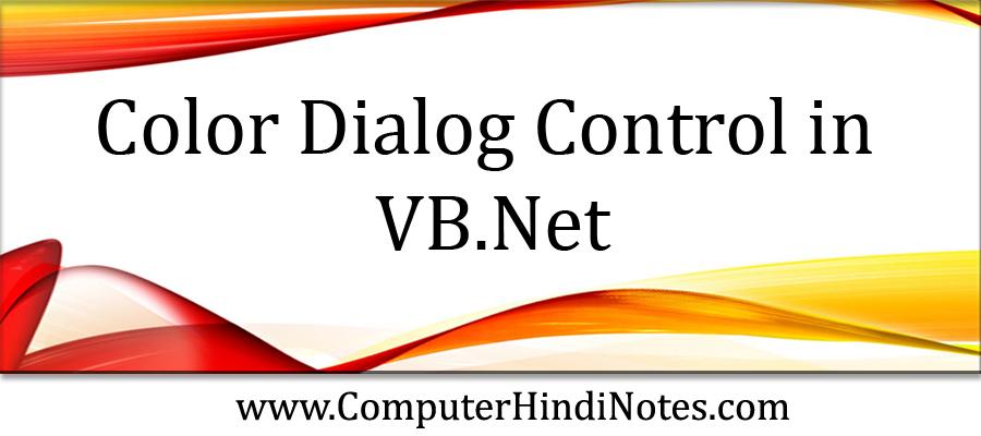 Color-Dialog-Control-in-VB.