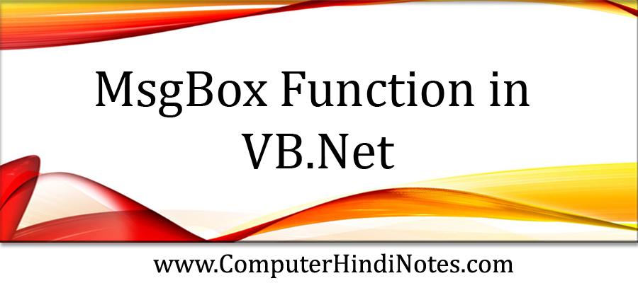 MsgBox-Function-in-VB.Net