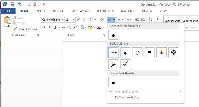 Home-tab-in-word2013
