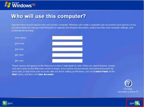 clean-install-xp-who-will-use-this-computer