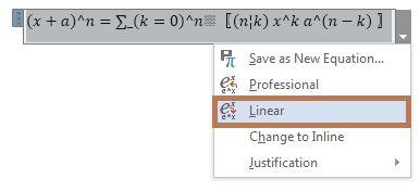 Linear-equation
