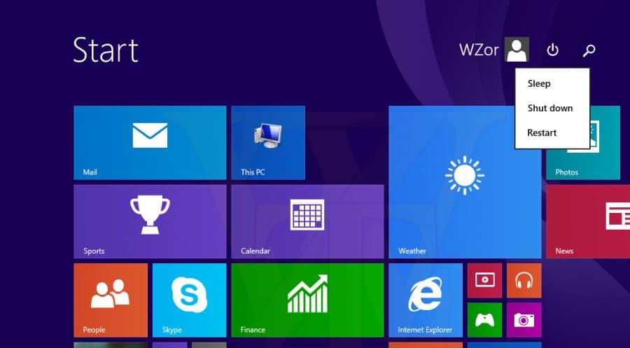 windows-8.1-start-screen-power-button