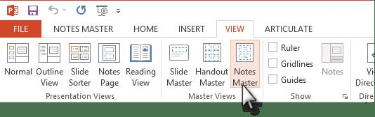 NotesMaster