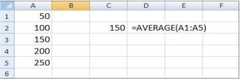 average 2