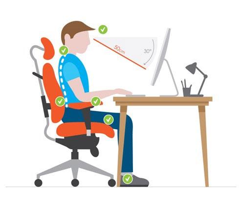 typing-sitting-posture