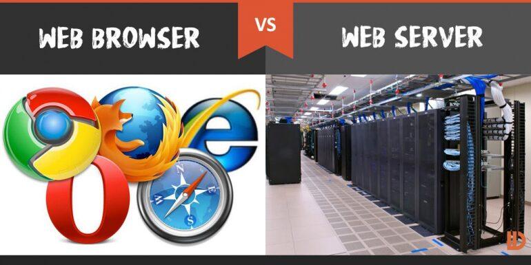web-browser-vs-web-server
