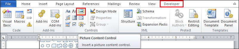 insert placeholder in ms word6