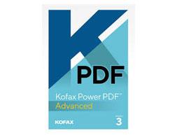 Kofax-power-PDF-editor