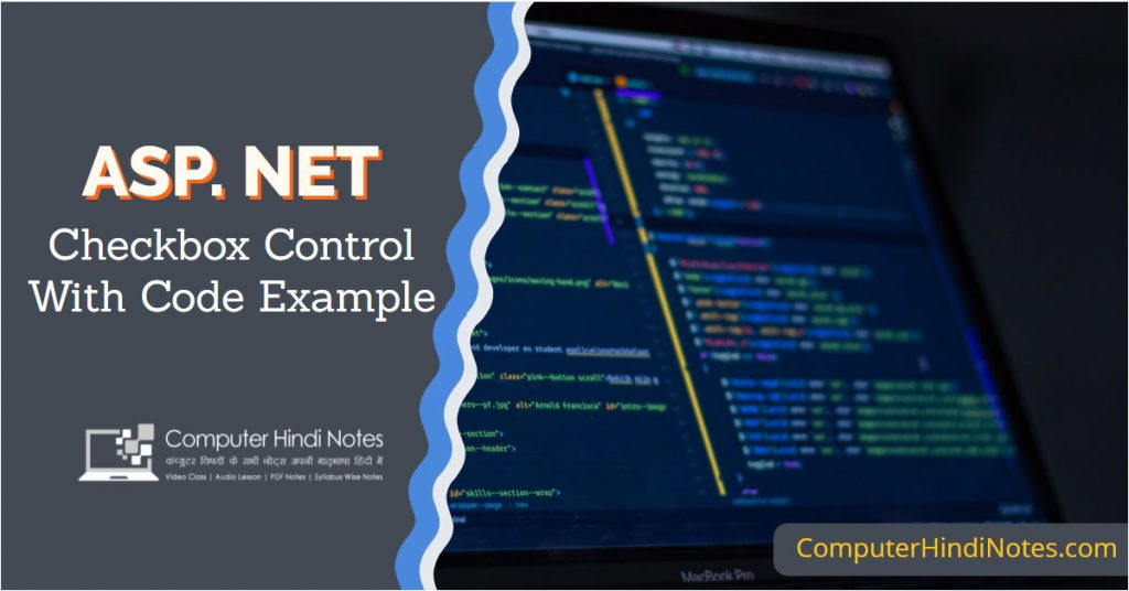 asp net checkbox control with code example