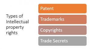types of intellectual property rights